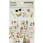 Simple Stories - I Am - Sticker Book